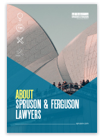 About Spruson & Ferguson Lawyers