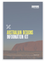 Australian Designs Information Kit