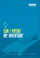 Can I Patent my Invention?